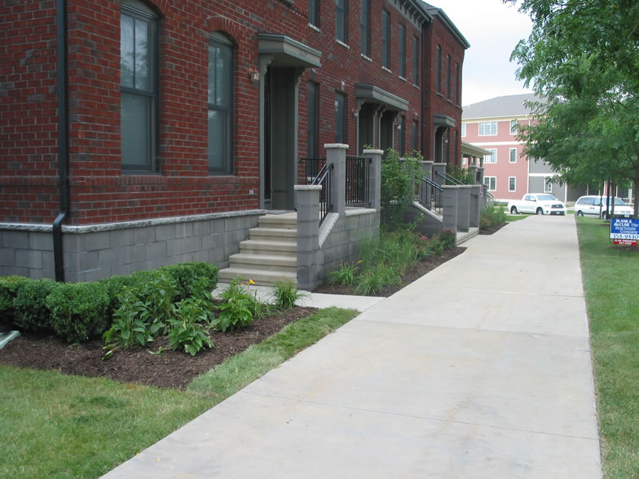 Commercial Landscape Design & Installation