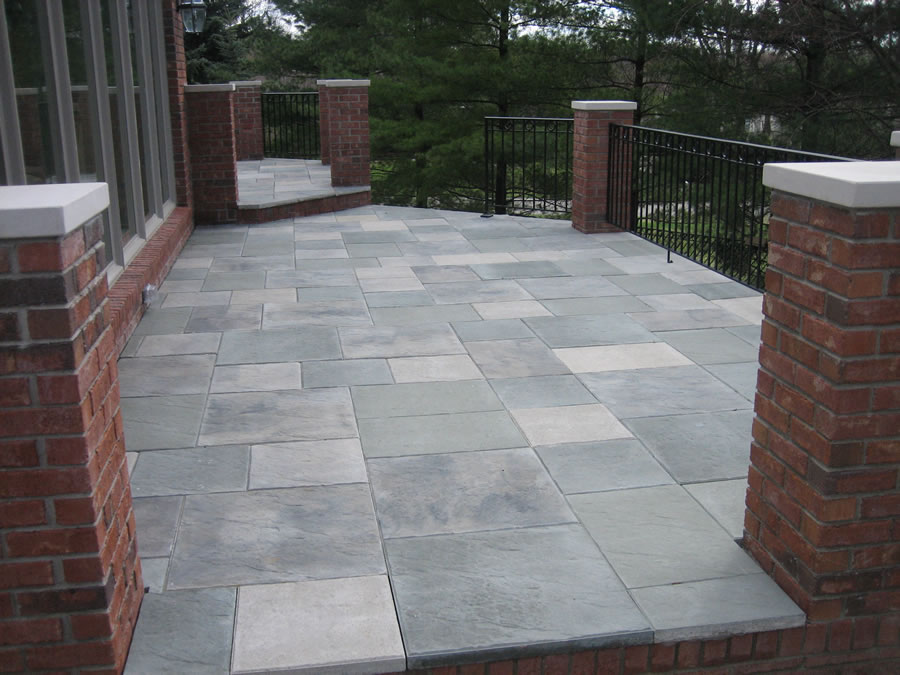 Brick Paver Patio Design & Installation