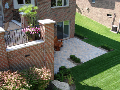 Oakland County Hardscaping Contractor