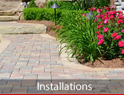 Oakland County Landscape Installations