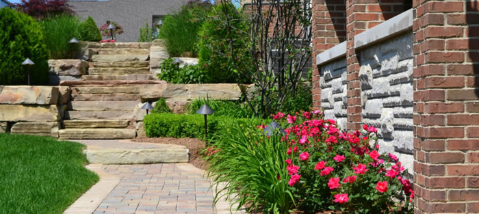 landscaping and hardscaping ideas for your michigan home